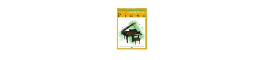 Piano boeken